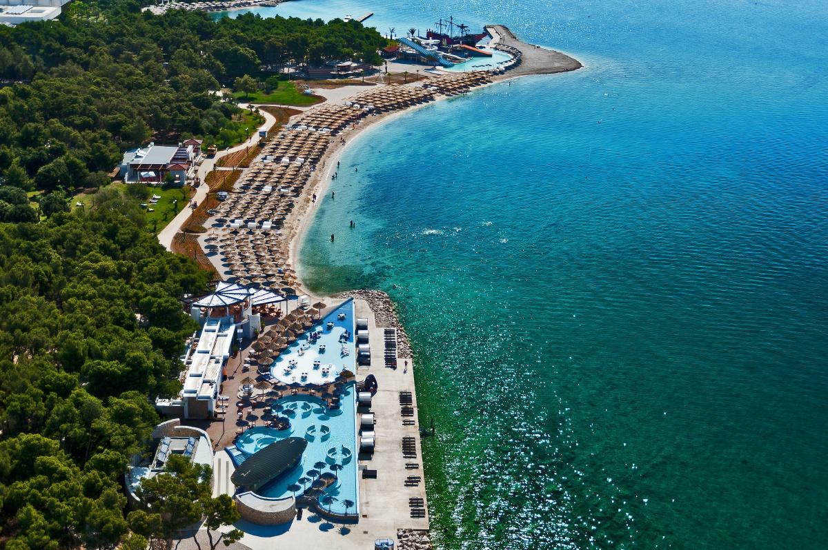 Chorwacja tanie kwatery nad morzem morzem rybackie